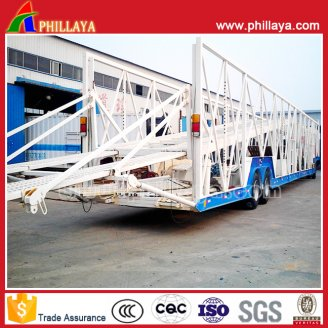 Car Carrier semi trailer 2axles