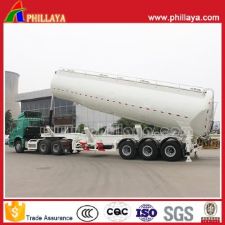 Aluminum Alloy Bulk Cement Semi Trailer