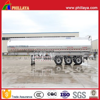 Aluminum Alloy Liquid Trailer