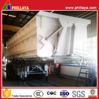 Side Tipper Semi Trailers