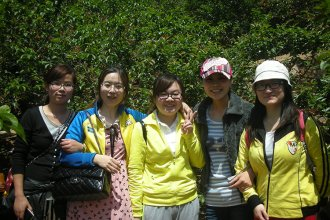 Laoshan beizhai cherry festival,May 2014