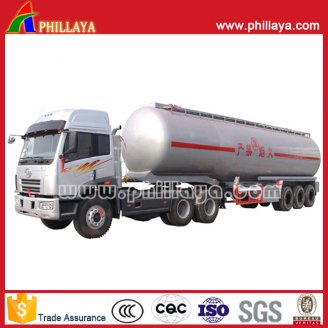 Stainless Tanker Semi Trailer