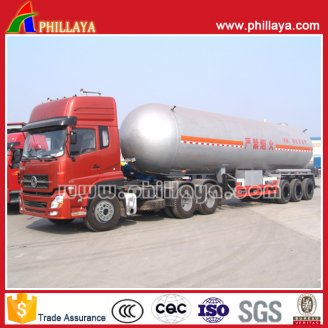 Liquid Petrol Gas Tank Traiiler