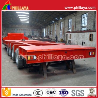 Multi axles Lowbed Semi Trailer