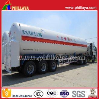 Liquid Natural Gas Tank Semi Trailer