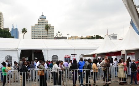 The 4th China trade week in Kenya
