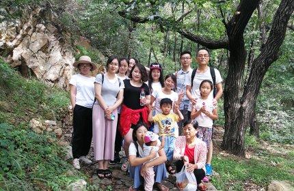 Qingdao dazeshan grapes festival, on August 31,2018